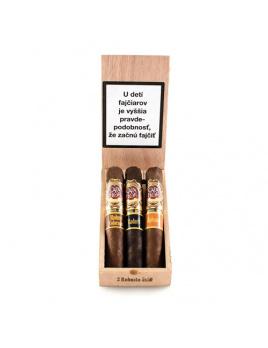 SC Capa Flor Robusto Selection Gift Box