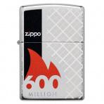 Zapaľovač Zippo 22091 600 Millionth Zippo Lighter Collectible