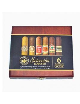 J. D. Nicaragua 6ct. Selection Robusto