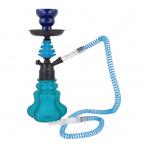 Vodná fajka Angle blue 32 cm