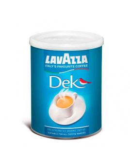 Lavazza DEK Decaffeinato mletá káva 250 g