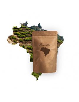 Káva CoffeeFactory Brazil Cerrado Dulce 125g - zrnková