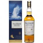 Whisky Talisker 18 ročná 45.8 % 0,7 l