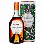 Koňak Godet XO Organic Gastronome 40 % 0,7 l