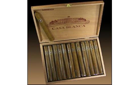 Značka cigár Casa Blanca
