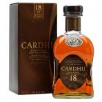 Cardhu 18 ročná 40% 0,7 l
