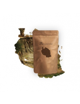 Káva CoffeeFactory Tanzania AA Tanga 1000g - zrnková