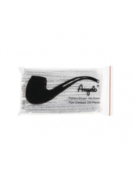 Fajkové čistidlo Angelo 15cm, 100ks