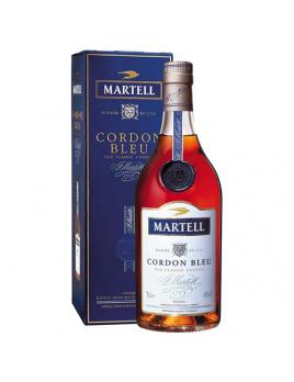 Koňak Martell Cordon Bleu 40% 0,7l