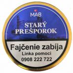 Tabak MAB Starý Prešporok 50g