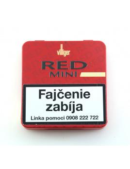 Villiger Red Mini Filter (20)
