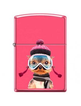 Zapaľovač Zippo 26900 Ski Mask Puppy