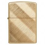 Zapaľovač Zippo 23160 Diagonal Weave Brass