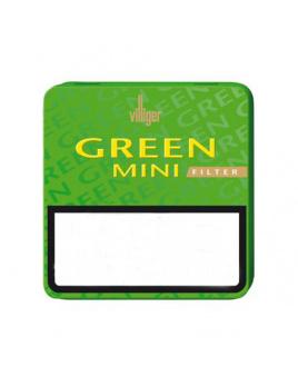 Villiger Green Mini Filter (20)