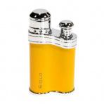 Zapaľovač Siglo Bean Shape, žltý