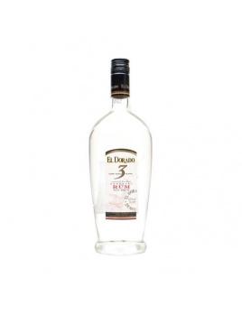 Rum El Dorado 3 r. 40%  0,7 l
