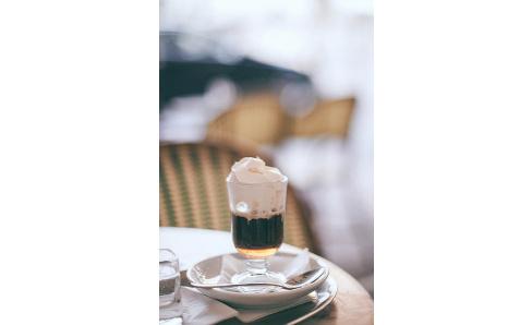 Írska káva
