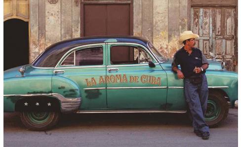 La Aroma del Caribe alebo La Aroma de Cuba
