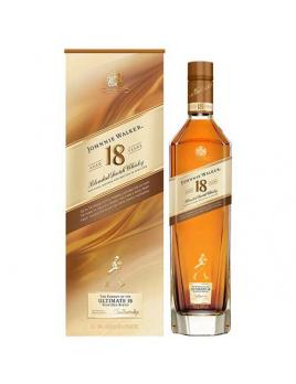 Whisky Johnnie Walker 18 ročná 40% 0,7 l
