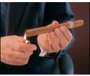Ako cigaru zapaľovať