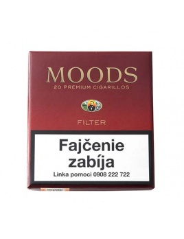 Dannemann Moods Filter (20)