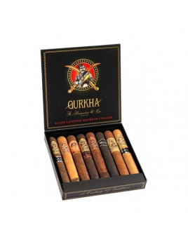 Gurkha Godzilla Pack 8ks