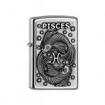 Zapaľovač Zippo 25548 Pisces Zodiac Emblem