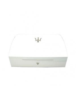 Humidor Maserati Bianco (na 30 cigár)