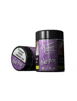 Tabak Taboo Blue Bay (čučoriedka a mäta) 50g