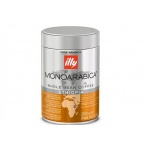 ILLY Monoarabica Ethiopia zrnková káva 250g