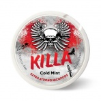 Nikotínové sáčky KILLA Cold Mint