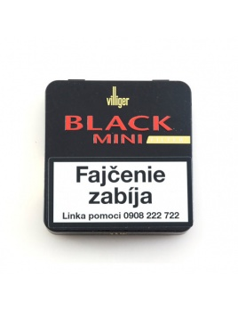 Villiger Black Mini Filter (20)