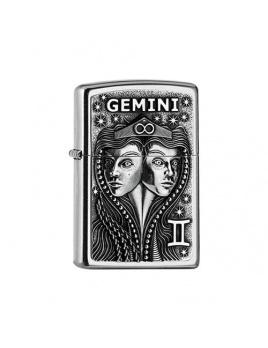 Zapaľovač Zippo 25551 Gemini Zodiac Emblem