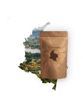 Káva CoffeeFactory Colombia Supremo Rio Magdalena 250g - zrnková