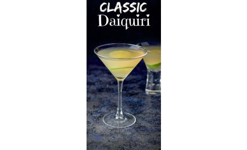 Osviežujúce Daiquiri nečaká iba na leto