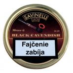 Tabak Savinelli Mister G Black Cavendish 50 g