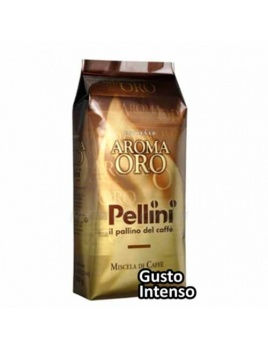 Pellini Oro Gusto Intenso zrnková káva 1 kg