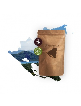 Káva CoffeeFactory Nicaragua SHG San Juan Del Rio Coco 400g - zrnková