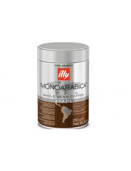 ILLY Monoarabica Brazil zrnková káva 250g