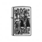Zapaľovač Zippo 25550 Libra Zodiac Emblem