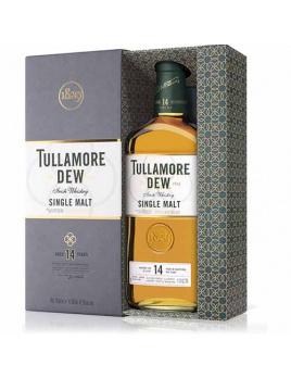 Whisky Tullamore Dew 14 ročná  41,3% 0.7l