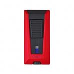Zapaľovač Colibri Stealth 3x Metalic Red