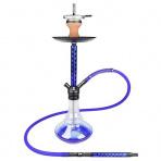 Vodná fajka Kaya Elox ECO 590 Aludots Blue 64 cm