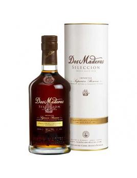 Rum Dos Maderas Selección 42 % 0,7 l