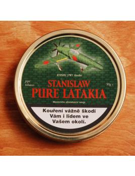 Tabak Stanislaw Pure Latakia 50g