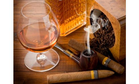 Najskôr fajky, potom cigary
