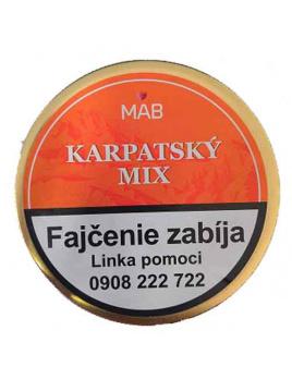 Tabak MAB Karpatský mix 50g
