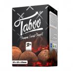 Uhlíky do vodnej fajky TABOO kokosové 1 kg
