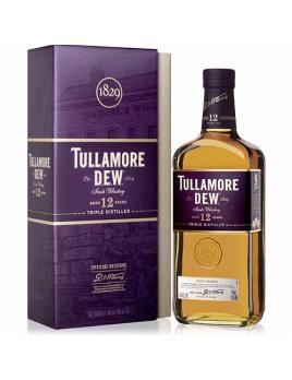 Whisky Tullamore Dew 12 ročná  40 % 0.7l