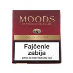 Dannemann Moods Filter Golden Taste (20)